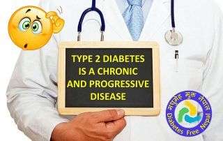 Why Do Doctors LIE That Type 2 Diabetes Is a Chronic and Progressive Disease?