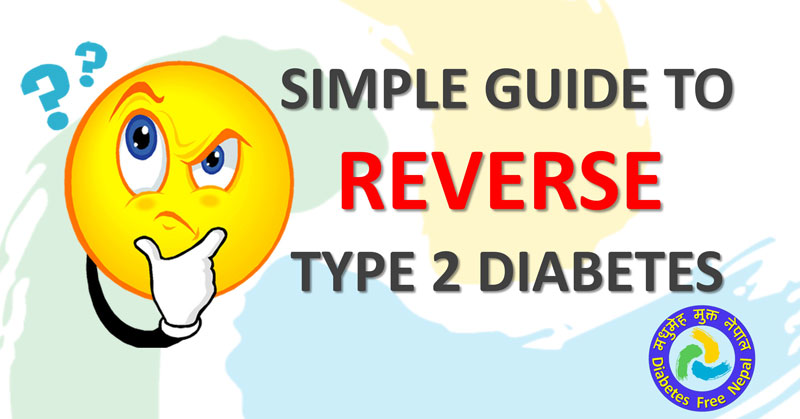 How to reverse your type 2 diabetes