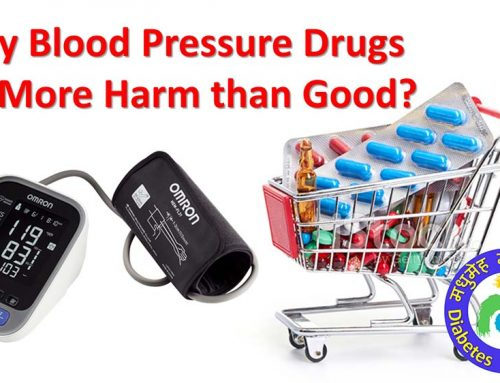 Why Blood Pressure Medicine May Do More Harm Than Good?
